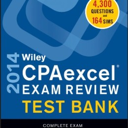 2014 Wiley Test Bank – Complete
