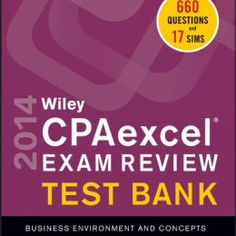 2014 Wiley Test Bank – BEC