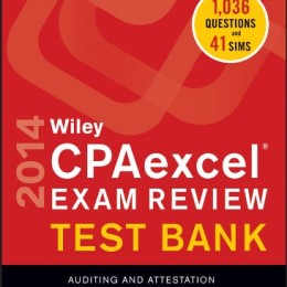 2014 Wiley Test Bank – AUD